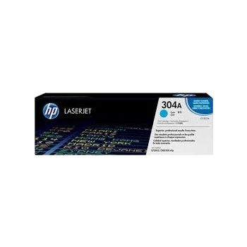 Genuine HP 304A Cyan Print Cartridge (2,800 Pages)