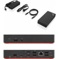 Lenovo ThinkPad USB-C  Dock Gen 2. (UK AC power adapters)