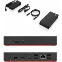 Lenovo ThinkPad USB-C Dock Gen 2. (UK AC power adapters)
