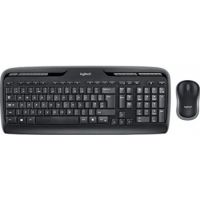 Logitech MK330 Wireless Keyboard and Mouse Combo