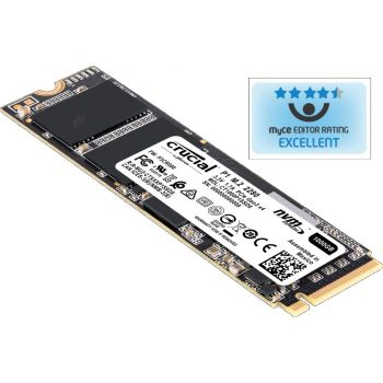 Crucial 500GB M.2/PCIe P1 Solid State Drive