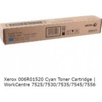 Xerox Cyan Toner Cartridge (Yield 15,000) for WorkCentre 7525/7530/7535/7545/7556
