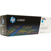 Genuine HP 305A Cyan Cartridge (2,600 pages)