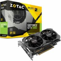 ZOTAC GeForce GTX1060 VGA INNO3D  (6GB/DDR5) ZONE Edition PCI-E2.0 (DVI//HDMI) Graphic Card