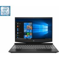 "HP Gaming Pavilion 15-dk0025ne- 9Gen Intel Core i7 up to 4.5GHz,16GB Ram ,128 GB PCIe® NVMe™ M.2 SSD + 1TB HDD,Nvidia 4GB ,15.6"" Windows 10 (shadow-black)"