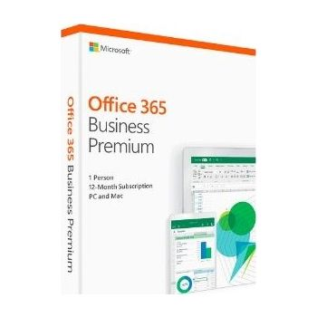 Microsoft Office 365 Business Premium 1 Year Subscription