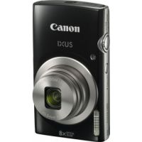 Canon IXUS 185 20MP Digital Camera with 8x Optical Zoom + Memory Card + Camera Case