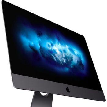 27-inch iMac Pro (2020) with Retina 5K: 3.0GHz 10-core Intel Xeon W processor, Turbo Boost up to 4.5GHz, 32GB, 1TB SSD, English+Arabic KBD - Silver