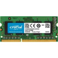 Crucial 8GB DDR3L 1600 MT/s  (PC3L-12800) CL11 SODIMM 204pin 1.35V/1.5V