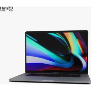 16-inch MacBook Pro with Touch Bar: 2.6GHz 6-core 9th-generation IntelCorei7 processor, 512GB SSD, 16GB RAM