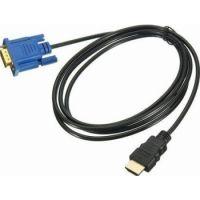 HDMI TO VGA Cable - 1.8 MTR - Genuine