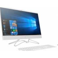 HP 24-f0029ne All-in-One Touch Home PC (Intel® Core™ i5-9400T Processor, 8GB DDR4 Memory, 1TB Hard Disk + 128GB SSD, 2GB Nvidia Graphics, 23.8-inch FHD Touch Screen, WLAN + Bluetooth + Camera, Windows 10 Home, White)