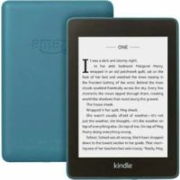 Amazon Kindle Paperwhite (2018) 8GB WiFi IPX 8 - Twilight Blue, Black, Sage