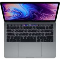 13-inch MacBook Pro with Touch Bar: 1.4GHz quad-core 8th-generation Intel Core i5 processor, 8GB, 256GB - Space Gray or Silver Color