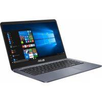 ASUS E406MA-BV005T Home Laptop (Intel Celeron N4000 Processor, 4GB Memory, 64GB eMMC Internal Memory, 14.0 Inch HD Display, Intel HD Graphics, Wireless, BT, Camera, Windows 10 Home. Keyboard English-Arabic,Grey)