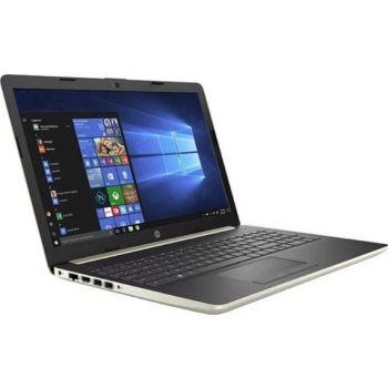 HP 15-DA1092NE Home Laptop (Intel Core i7-8565U Processor, 12GB Memory, 1TB Hard Disk + 128GB SSD Storage, 15.6-inch FHD Display, 2GB NVIDIA Geforce Graphics, DVD-RW, WLAN + Bluetooth + Camera, Windows 10 Home, Gold)