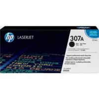 HP 307A Black Original LaserJet Toner Cartridge (7,000 pages)