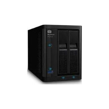 My Cloud Pro Series PR2100 0TB 3.5-inch USB 3.0 NAS Storage