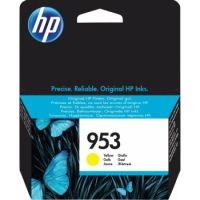 Genuine HP 953 Yellow Ink Cartridge (700 Pages)