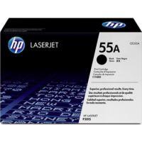 HP 55A Black Print Cartridge (6,000 pages)