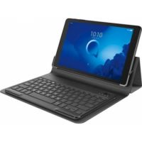 Alcatel 3T 10 Tablet – Android, WiFi+4G 16GB, Storage, 2GBRam, 10inch- Prime Black (With keyboard)