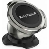 RavPower Ultra-Compact Car Phone Holder - Black