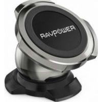RavPower Ultra-Compact Car Phone Holder - Black