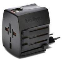 KENSINGTON International Travel Adapter 5V 2.1 AMP USB 2x