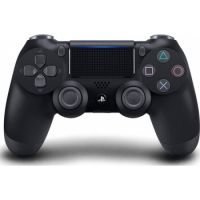Dualshock 4 Wireless Controller for PlayStation 4 (Jet Black)
