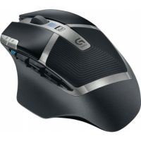 Logitech G602 Wireless Gaming Mouse - Black PC