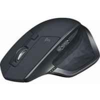 Logitech®️ MX Master 2S Wireless Mouse - GRAPHITE - 2.4GHZ/BT