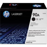 Genuine HP 90A Black Toner Cartridge (10,000 pages)