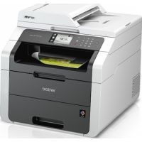 Brother MFC-9140CDN A4 Colour Multifunction Laser Printer