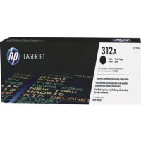Genuine HP 312A Black Toner Cartridge (2,400 pages)