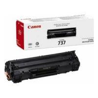 Canon 737 Black Toner Cartridge (2,400 Pages)