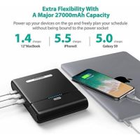 RAVPower 27000mAh Universal Power Bank with Built-in AC Outlet
