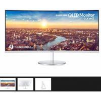 "Samsung 34"" Thunderbolt™ 3 Curved Monitor"