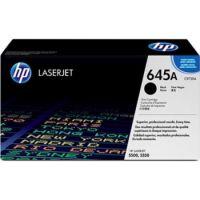 HP 645A Black LaserJet Print Cartridge (13,000 pages)