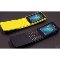 Nokia 8110 ,512 MB Ram,4 GB Memory, Wifi+Cellular- Black