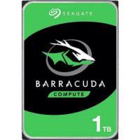 "Seagate BarraCuda 1TB 7200 RPM 64MB Cache SATA 6.0Gb/s 3.5"" - Desktop Hard Disk"