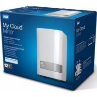 WD My Cloud Mirror Gen.2 NAS 12TB - White