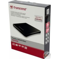 Transcend External USB DVD Writer - Black