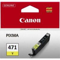 Canon CLI-471 Yellow Ink Cartridge
