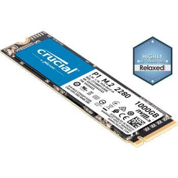 Crucial P1 1TB 3D NAND NVMe PCIe M.2 SSD