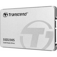 "Transcend 128GB SATA III 6Gb/s SSD230S 2.5"" Solid State Drive, Silver"
