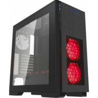 Custom Intel Build Desktop (Intel® Core™ i7-9700K Processor, 32GB Memory, 2TB Hard Disk + 500GB SSD, 8GB Graphic, Black)