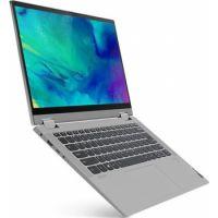 "LENOVO IDEAPAD FLEX 5 - 81X1003BAX (Intel Core i7 1065G7 1.30Ghz, 8GB RAM, 512GB SSD, 14.0"" FHD Touchscreen with Flip, 2GB NVIDIA Geforce Graphics, Wireless, Bluetooth, Camera, Windows 10 Home, Eng-Ara Keyboard, Grey Color)"