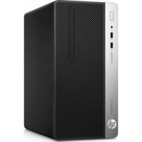 HP ProDesk 400 G6 MT Desktop PC (Intel Core i7-9700 with Intel UHD Graphics 630 (3.0 GHz, 12 MB cache, 8 cores), 8GB RAM, 1TB SATA, DVD-WR, AMD Radeon R7 430 2GB LP 2DP PCIe x16 GF Graphics Card, HP USB Keyboard and Mouse, Windows 10 Pro)