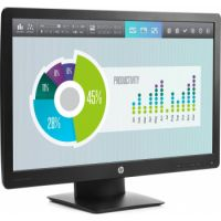 HP ProDisplay P240va 23.8-Inch Monitor (VGA/DP/HDMI)