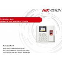 HikVision Time and attendance (Fingerprint, Lithium)
